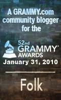 GRAMMY Community Blogger logo